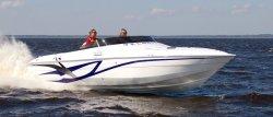 2017 - Velocity Boats - 290 VR SC