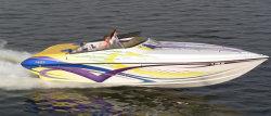 2017 - Velocity Boats - 320 VR