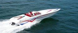 2017 - Velocity Boats - 390 VR