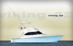 2010 - Viking Yacht - 42 C