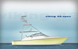 2010 - Viking Yacht - 420