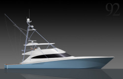 2015 - Viking Yacht - 92 C