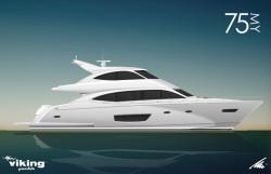 2015 - Viking Yacht - 75 MY