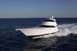 2015 - Viking Yacht - 62 EB