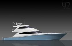 2015 - Viking Yacht - 92 EB