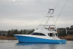 2017 - Viking Yacht - 62 C