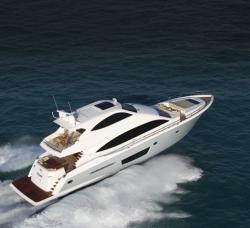 2017 - Viking Yacht - 75 MY