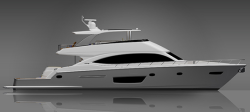 2017 - Viking Yacht - 82 CMY