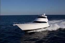 2017 - Viking Yacht - 62 EB