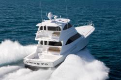 2017 - Viking Yacht - 70 EB