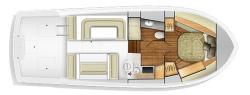 2017 - Viking Yacht - 37B