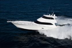 2017 - Viking Yacht - 76EB