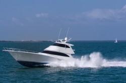 2017 - Viking Yacht - 66 EB