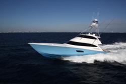 2017 - Viking Yacht - 92 EB