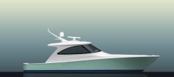 2017 - Viking Yacht - 48 SC