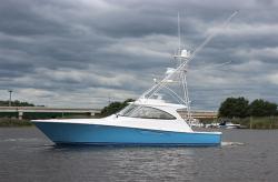2017 - Viking Yacht - 48 ST