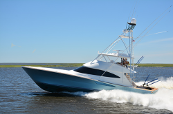 2017 - Viking Yacht - 72C