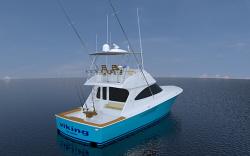 2018 - Viking Yacht - 44 C