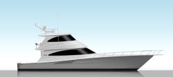 2018 - Viking Yacht - 68 EB