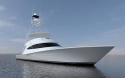 2019 - Viking Yacht - 68 C