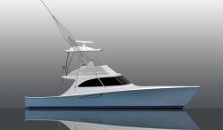 2019 - Viking Yacht - 46BF