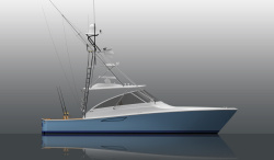 2019 - Viking Yacht - 38O