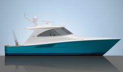 2019 - Viking Yacht - 44SC