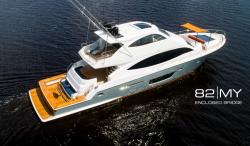 2019 - Viking Yacht - 82MY