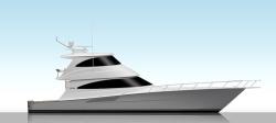 2019 - Viking Yacht - 68 EB