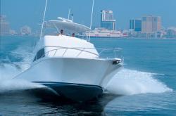 Viking Yacht 45 Convertible Convertible Fishing Boat