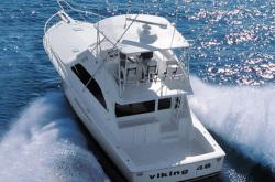 Viking Yacht 48 Convertible Convertible Fishing Boat