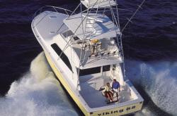 Viking Yacht 52 Convertible Convertible Fishing Boat