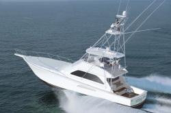 Viking Yacht 54 Convertible Convertible Fishing Boat
