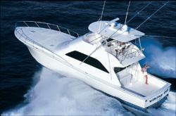 Viking Yacht 56 Convertible Convertible Fishing Boat
