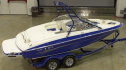 2009 - VIP Boats - 202 BR  IO