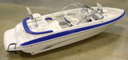 2009 - VIP Boats - 184 Combo BR IO