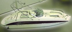2009 - VIP Boats - 242 IO VEE HULL