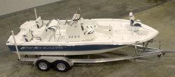 2009 - VIP Boats - 2260 OB Vee Hull