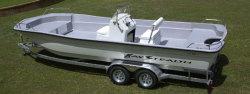 2009 - VIP Boats - 2494 OB Flat Bottom