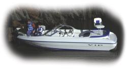 VIP Boats 185 Vegas Combo Fish and Ski Boat