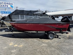 2020 - Lund Boats - 1650 Angler SS