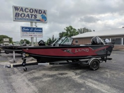 2022 - Lund Boats - 1875 Crossover XS Sport