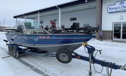 2020 - Alumacraft Boats - Competitor 165 CS