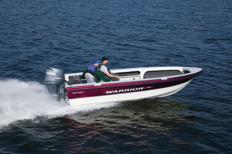 Research 2009 - Warrior Boats - V1783 XST on iboats com
