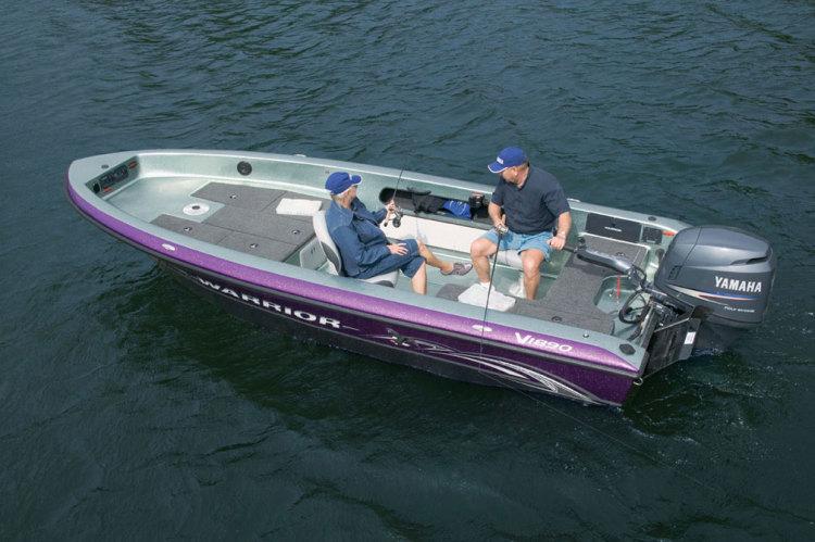 Research 2009 - Warrior Boats - V1890 Backtroller XST