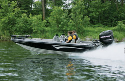 2009 - Warrior Boats - 188 XRS Dual and Side Console