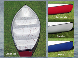 209 - Warrior Boats - Laker Canoes