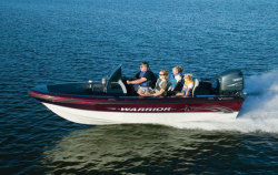 2009 - Warrior Boats - V1800 DC and SC Eagle