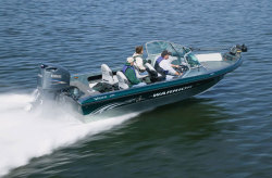 2009 - Warrior Boats - V203 Dual Console Eagle