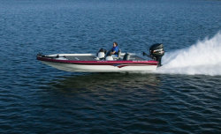 2009 - Warrior Boats - 208 XRS Dual and Side Console